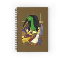 Our Lord Thoth Spiral Notebook
