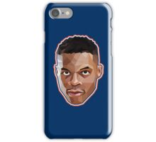 Russell Westbrook Lowpoly iPhone Case/Skin