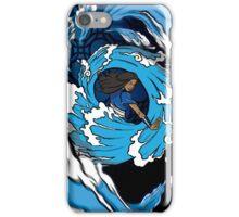 Shirt Two: Water iPhone Case/Skin