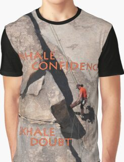 Inhale Confidence Graphic T-Shirt