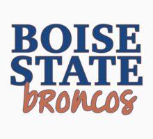 Boise State University Kids Tee