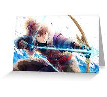 Fire Emblem Fates: Takumi Greeting Card
