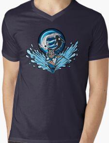Shirt Five: Sword Mens V-Neck T-Shirt