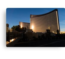 Wynn and Encore Canvas Print