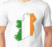 Ireland Flag Design Unisex T-Shirt