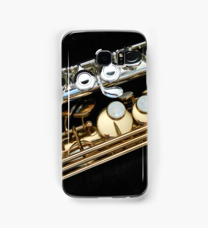 Trevor James Meets Earlham - Flute and Sax  Samsung Galaxy Case/Skin