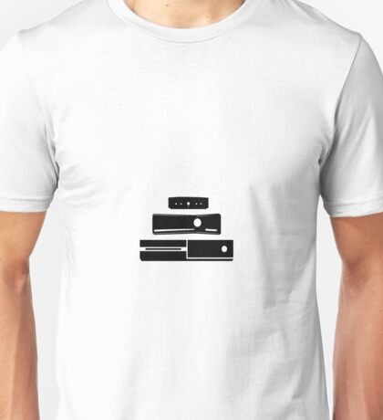 Xbox Console Generations Unisex T-Shirt