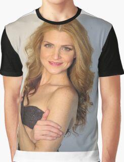 Headshot Graphic T-Shirt