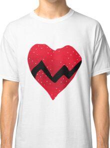 Kanye West 808s & Heartbreaks Heart Classic T-Shirt