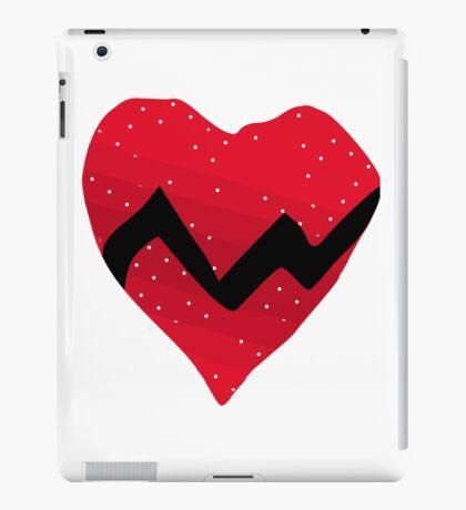 Kanye West 808s & Heartbreaks Heart iPad Case/Skin