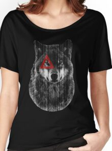 Wolf. Women's Relaxed Fit T-Shirt