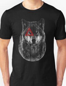 Wolf. Unisex T-Shirt
