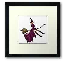 WitchCraft2 Framed Print