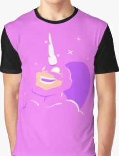 Speedrunners Unicorn Graphic T-Shirt