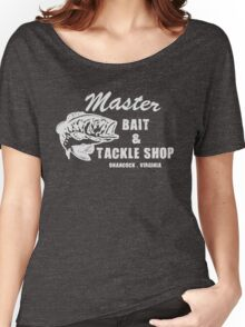 Master Bait and Tackle Shop Women's Relaxed Fit T-Shirt