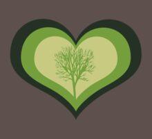 Earth Day Love Baby Tee