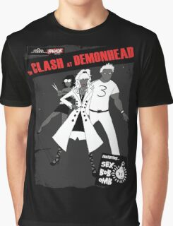 clash at demonhead Graphic T-Shirt