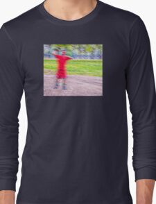 Sandlot Football Long Sleeve T-Shirt