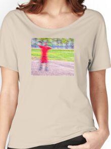 Sandlot Football Women's Relaxed Fit T-Shirt
