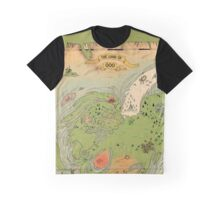 The Land of Ooo - Adventure Time Graphic T-Shirt
