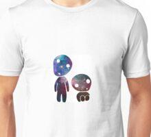 Princess Mononoke Tree Spirits Galaxy Unisex T-Shirt