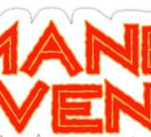 Mane Event Sticker