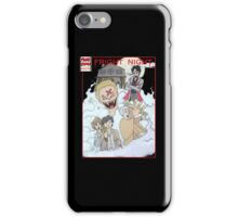 Welcome to Fright Night iPhone Case/Skin