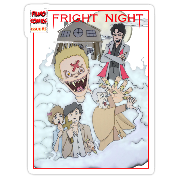 Welcome to Fright Night by DamoGeekboy