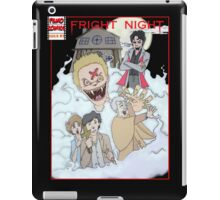 Welcome to Fright Night iPad Case/Skin
