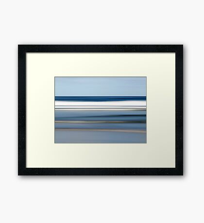 Perfect Wednesday Framed Print