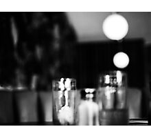 Salt and Pepper Are Here Photographic Print