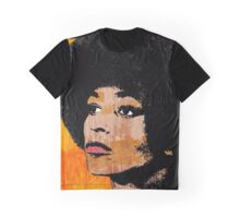 ANGELA DAVIS (COLOR) Graphic T-Shirt
