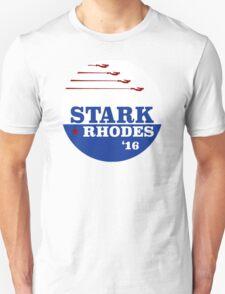 Campaign Button T-Shirt