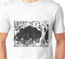 Negative Landscape Unisex T-Shirt