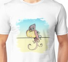 Wrong Side of the Perch Unisex T-Shirt