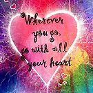 Go With All Your Heart by Michelle Potter