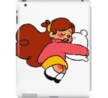 Cozy Mabel iPad Case/Skin