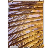 Pandanas shadows iPad Case/Skin