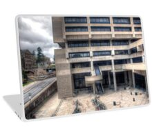 Helen C. White Hall Plaza Laptop Skin