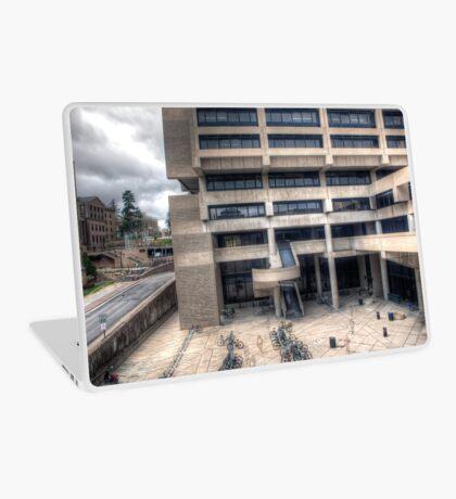 Helen C. White Hall Plaza Laptop Skin