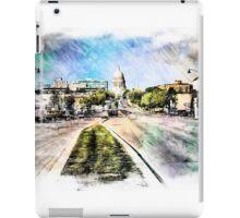 Madison Rush Hour iPad Case/Skin