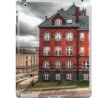 UW Science Hall iPad Case/Skin
