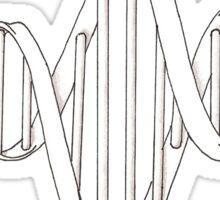 DNA Sticker Sticker