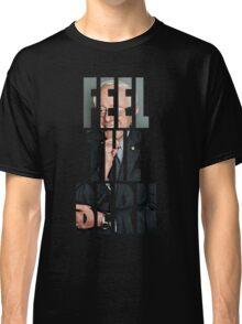 Feel the bern, bernie sanders Classic T-Shirt