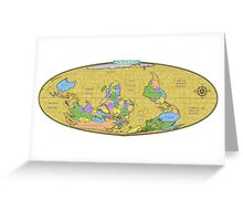 Change Your Worldview Greeting Card
