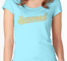 Horizons Seaweed Women's Fitted Scoop T-Shirt