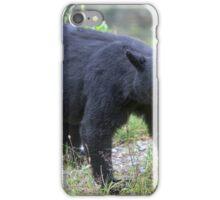 Black Bear Sow iPhone Case/Skin