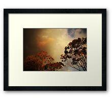 Blackburn Storm Coming Framed Print