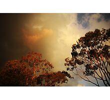 Blackburn Storm Coming Photographic Print