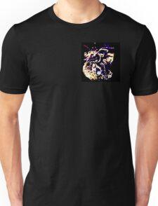 Elephant Tribe - Gold Unisex T-Shirt